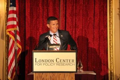 Gen. Flynn London Award