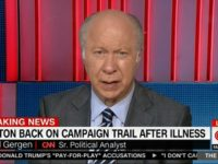 CNN's Gergen: Trump Chaos the 'Beginning of an Authoritarian Rule'