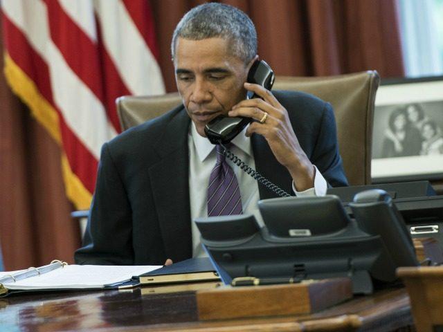 Barack Obama Oct. 8, 2014 in Washington, DC.
