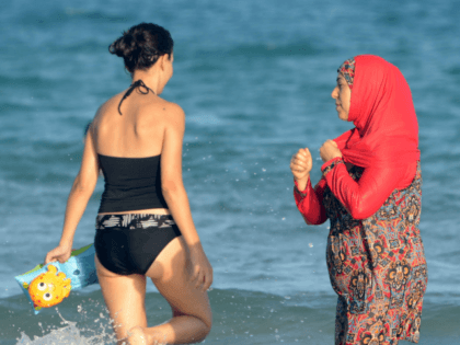 French Burkini Controversy Was Set-Up By Muslim Activists In Concert With Television Station
