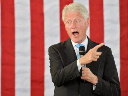 Former U.S. President Bill Clinton on September 6, 2016 in Durham, North Carolina.