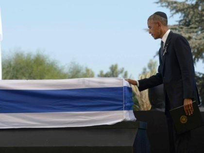 Obama's Eulogy For Shimon Peres: Maybe He Could See Himself In My Story
