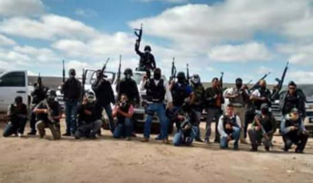 Gulf Cartel Forces