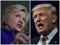 Wire: Donald Trump Ahead of Hillary Clinton in Electoral College