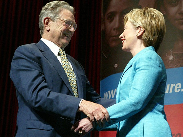 Hillary-Clinton-George-Soros-Getty