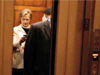Hillary Elevator Blackberry Getty