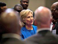 Hillary Fundraiser AP