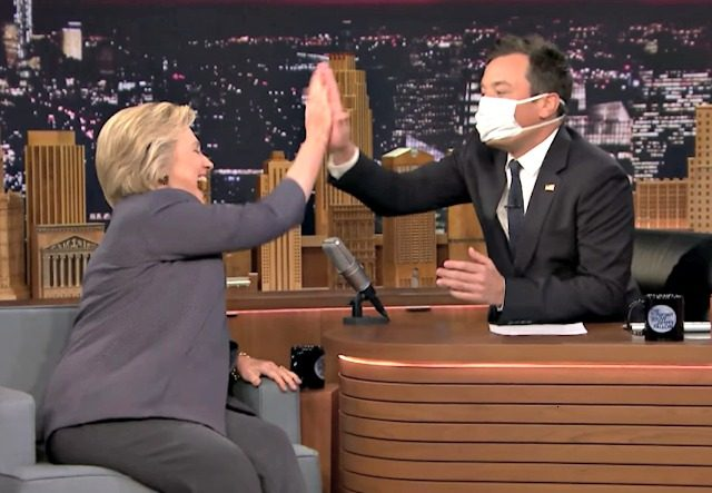 Hillary and Jimmy