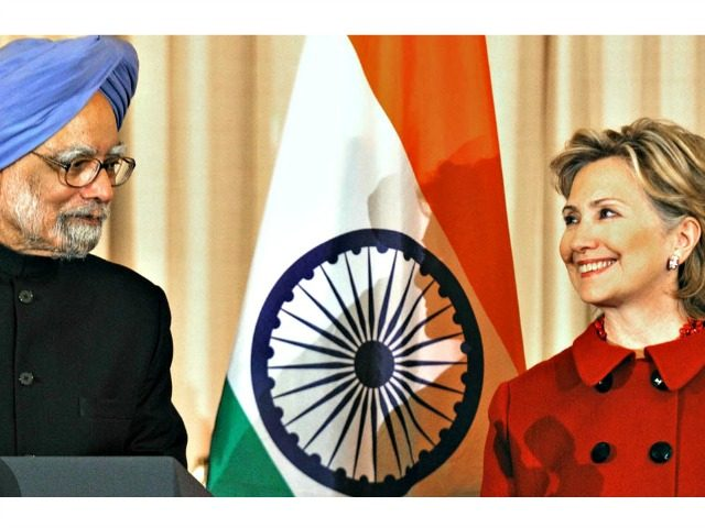 'Senator from Punjab': How Hillary Clinton Masterminded a Global Scheme to Replace American Workers
