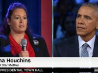 Gold Star Mom To Obama: Why Don't You Use The Term 'Islamic Terrorist'? Obama Says Issue 'Sort of Manufactured'