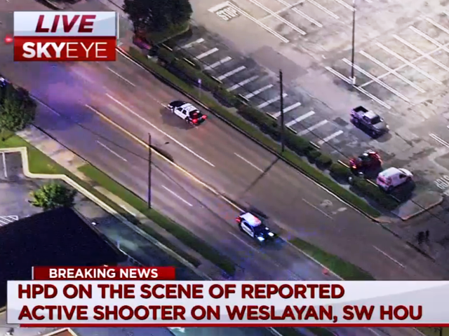 Houston Shooting