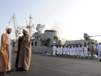 Iran Launches First Navy Drill Since Trump Took Office