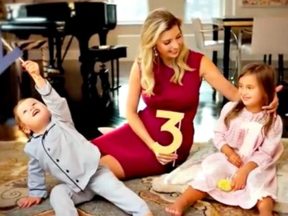 Ivanka and Kids