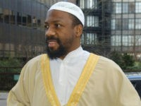 Radical cleric returned to Jamaica.File photo dated 23/01/03 of Muslim Cleric Abdullah El-Faisal, who served time in a British jail for inciting murder and stirring racial hatred has arrived in Jamaica, the second time he has been deported to his native country. Issue date: Saturday January 23, 2010. Abdullah el-Faisal arrived in Kingston by private jet last night after travelling from Burkina Faso to Antigua via Cape Verde, authorities said. See PA story JAMAICA Cleric. Photo credit should read: Kirsty Wigglesworth/PA Wire URN:8249539 (Press Association via AP Images)