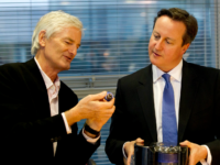 James Dyson David Cameron