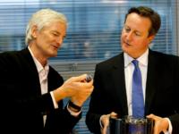 James Dyson David Cameron