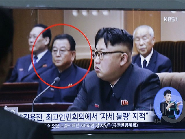 North Korea´s education minister executed