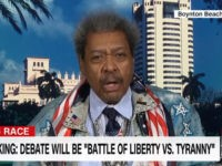 Don King: Trump Will Fix Sexist, Racist System