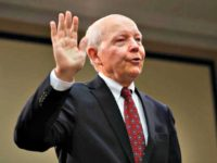 Koskinen Swears In Pablo Martinez Monsivais, AP