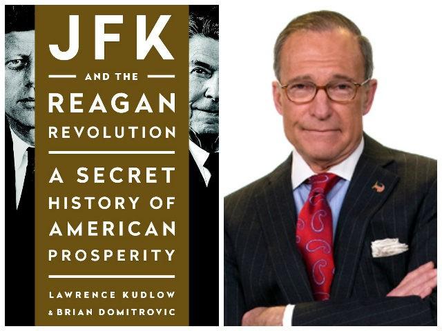 Larry-Kudlow-JFK-Reagan-Book