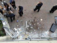 Looting in Charlotte AP