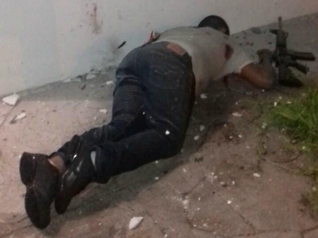 Los Zetas Gun Battle 2