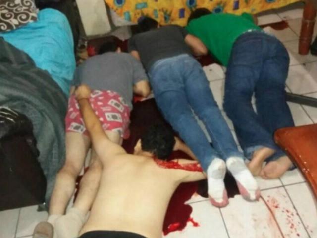 Los Zetas Violence 2