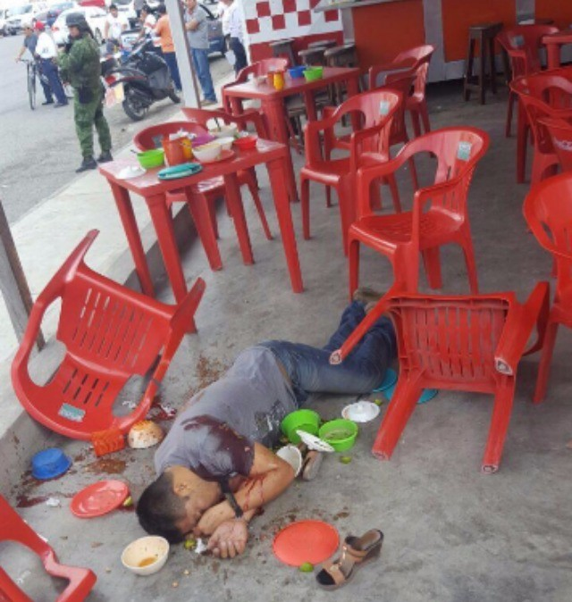 Los Zetas Violence 4
