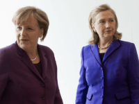 Clinton Names Migrant Crisis-Hit Merkel As Favourite World Leader