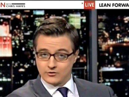 MSNBC Chris Hayes