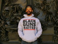 Exclusive — 'Black Guns Matter' Founder: Gun Control Keeps Urban Residents Dependent on Government