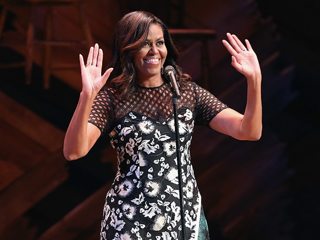 Michelle Obama: Some Americans Never Saw Past 'My Skin Color'