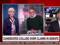 Scarborough: 'Debate Is Not Going to Change a Lot'