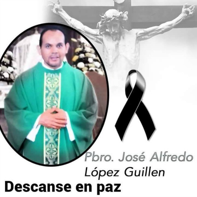 Murdered Priest Michoacan
