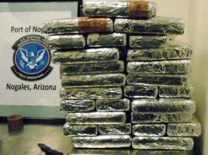 Nogales Cocaine Seizure