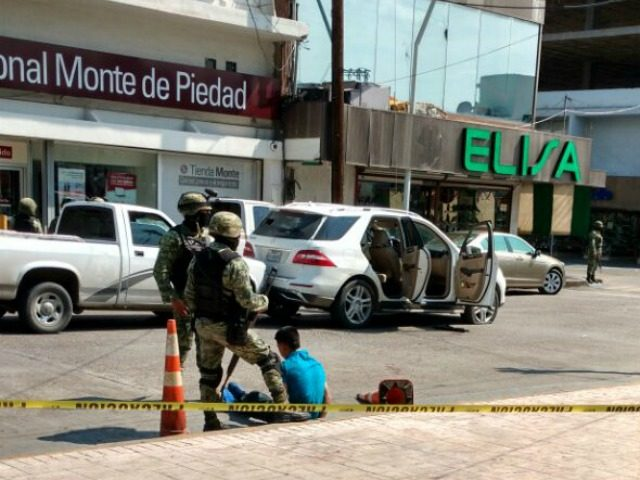 Nuevo Laredo Arrest