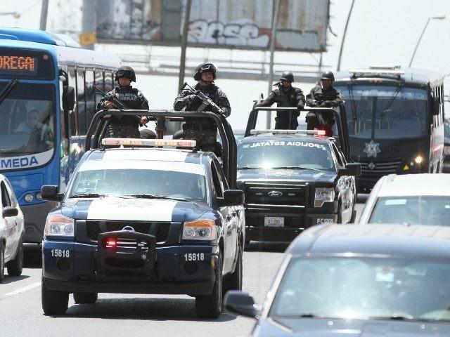 Nuevo Leon Police
