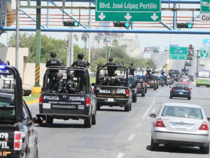 Nuevo Leon Police 2