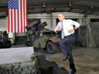 Obama Fort Lee AP