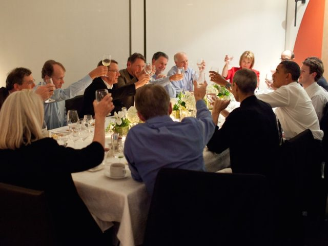 Obama and Silicon Valley (Pete Souza / The White House / Flickr / CC / Cropped)