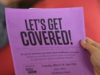 Obamacare enrollment (Justin Sullivan / Getty)