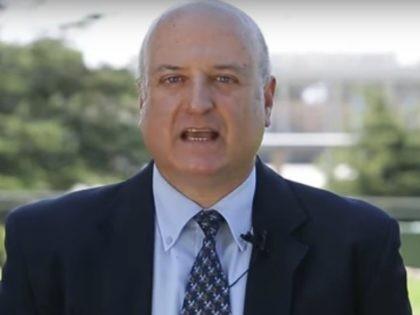 Israeli ambassador to Egypt David Govrin YouTube screengrab