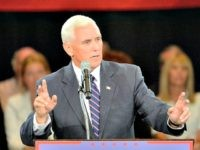 Pence Speaks Getty