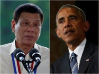Duterte and Obama