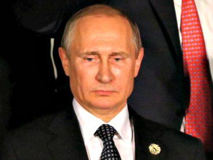 Putin in China Reuters
