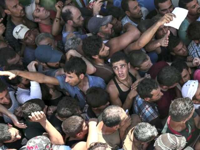 Refugees YORGOS KARAHALISAP