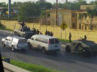 Reynosa Gun Battle