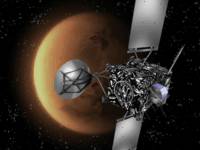 Space Probe Rosetta Set for Comet Collision