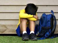 Sad School Child Getty