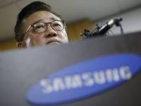 Samsung recall (Kim Jong-Ji / AFP / Getty)